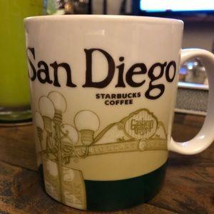 Starbucks San Diego Mug